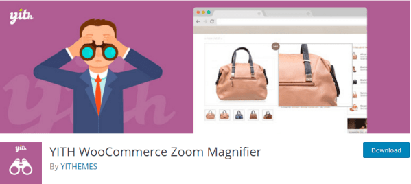 Zoom Magnifier WooCommerce Plugin