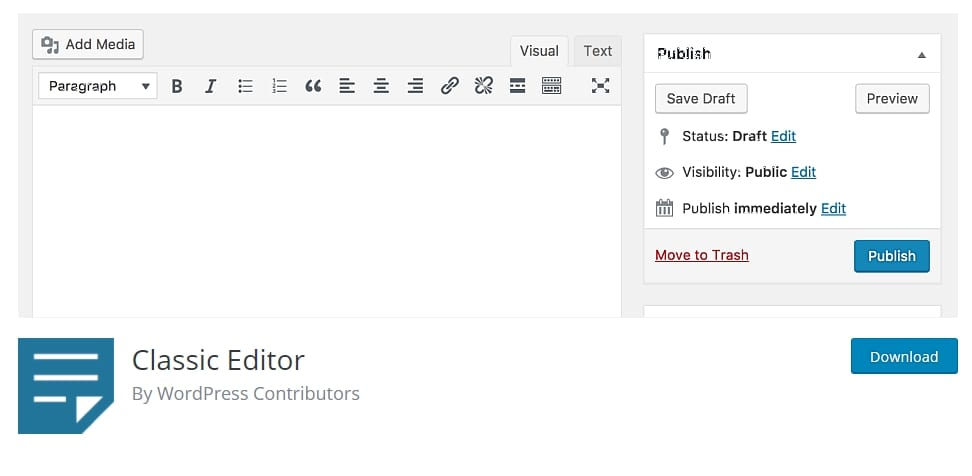 How to Disable the Block Editor in WordPress (Gutenberg)