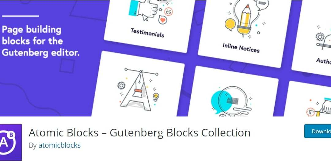 Using the Sharing Icons Block in Gutenberg