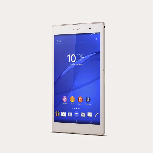 Sony Xperia Z3 Tablet Compact Render (1)