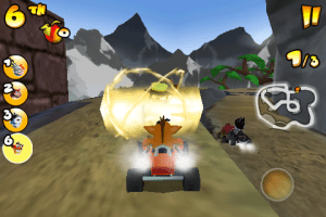 IMG 0965 300x200 Review: Crash Bandicoot Nitro Kart 2   Kart Racing King?