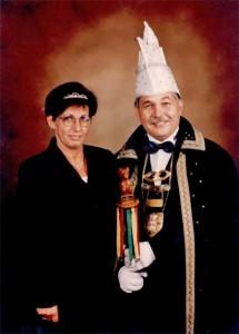 prinslouenjanny 1996 Prinses Janny en Prins Lou