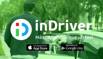 inDriver llega a nuevas ciudades de Colombia, Perú y Chile