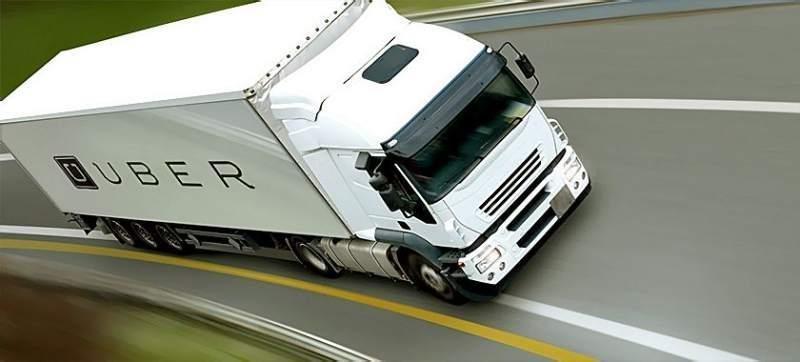 Uber Freight App
