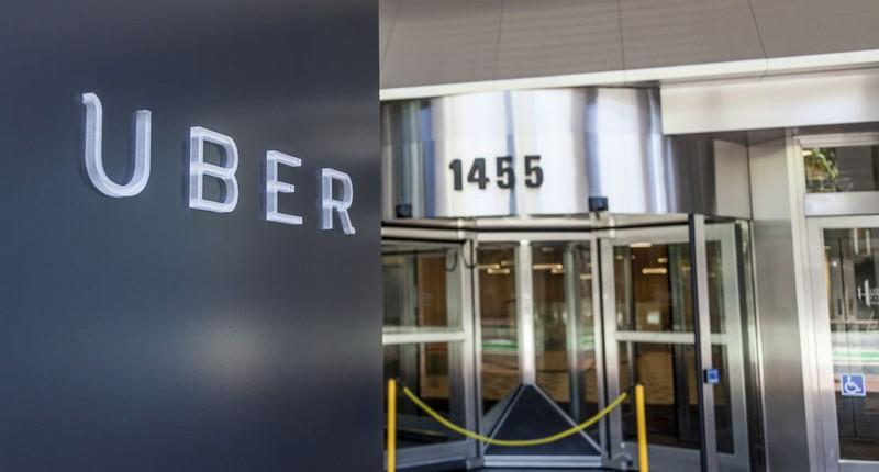 Uber en San Francisco