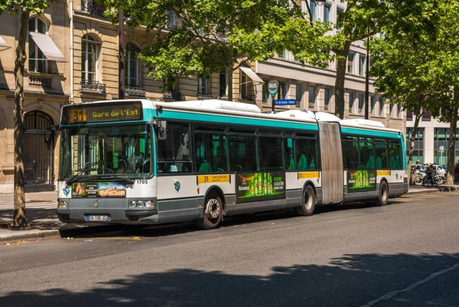 buscar trabajo de conductor de autobús en Francia