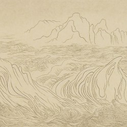The odyssey in waves