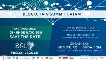 Se viene el Blockchain Summit Latam 2018 en Santiago, Chile