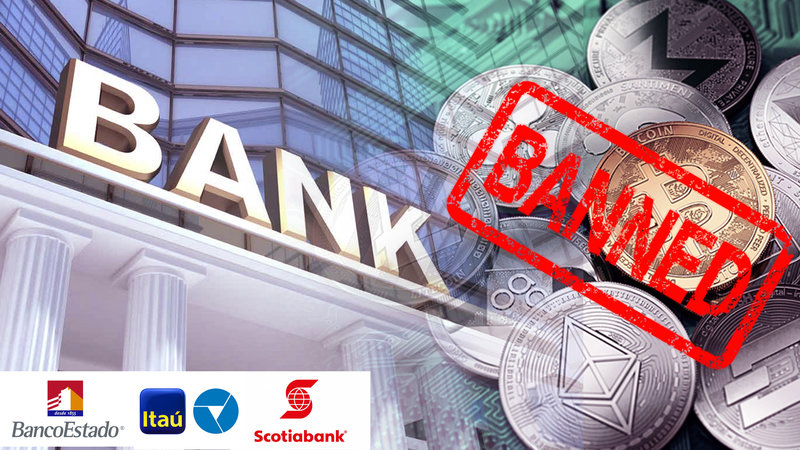 Operadoras y usuarios de criptomonedas en Chile contra el boicot de los bancos