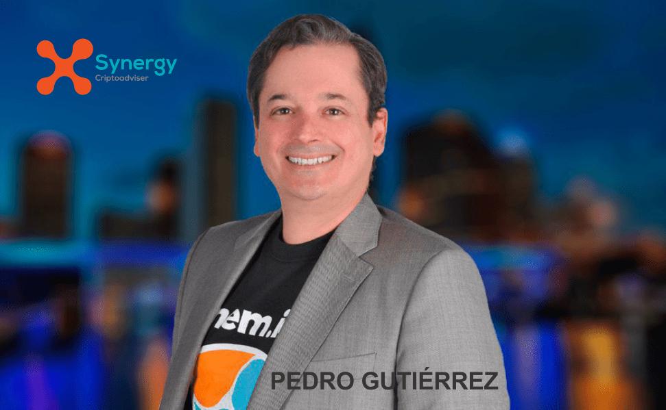 Nota con Pedro Gutiérrez, responsable del Taller de Trading del Blockchain Summit UY