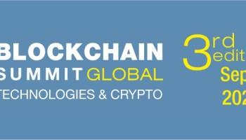 Todo sobre la Blockchain Summit Global 2020