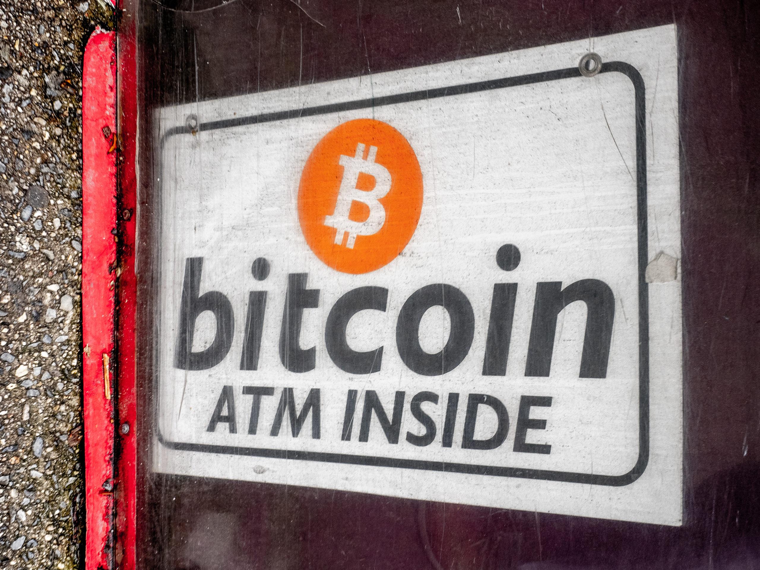 ¿Cuántos cajeros de Bitcoin hay en el mundo?