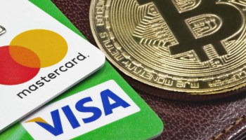 ¿Se podrá pagar con Bitcoin usando Visa y Mastercard?