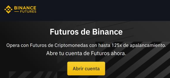 futuros en binance