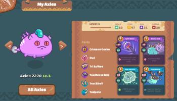 ¿Axie Infinity no funciona?