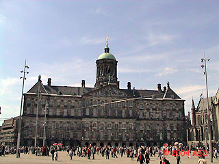 Amsterdam, Holland (The Netherlands, 2003)
