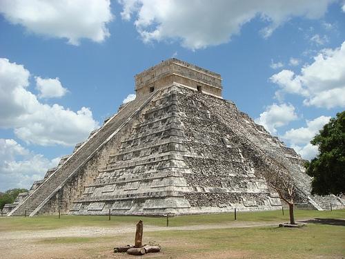 Cancun & Chichen Itza, Mexico (2008)