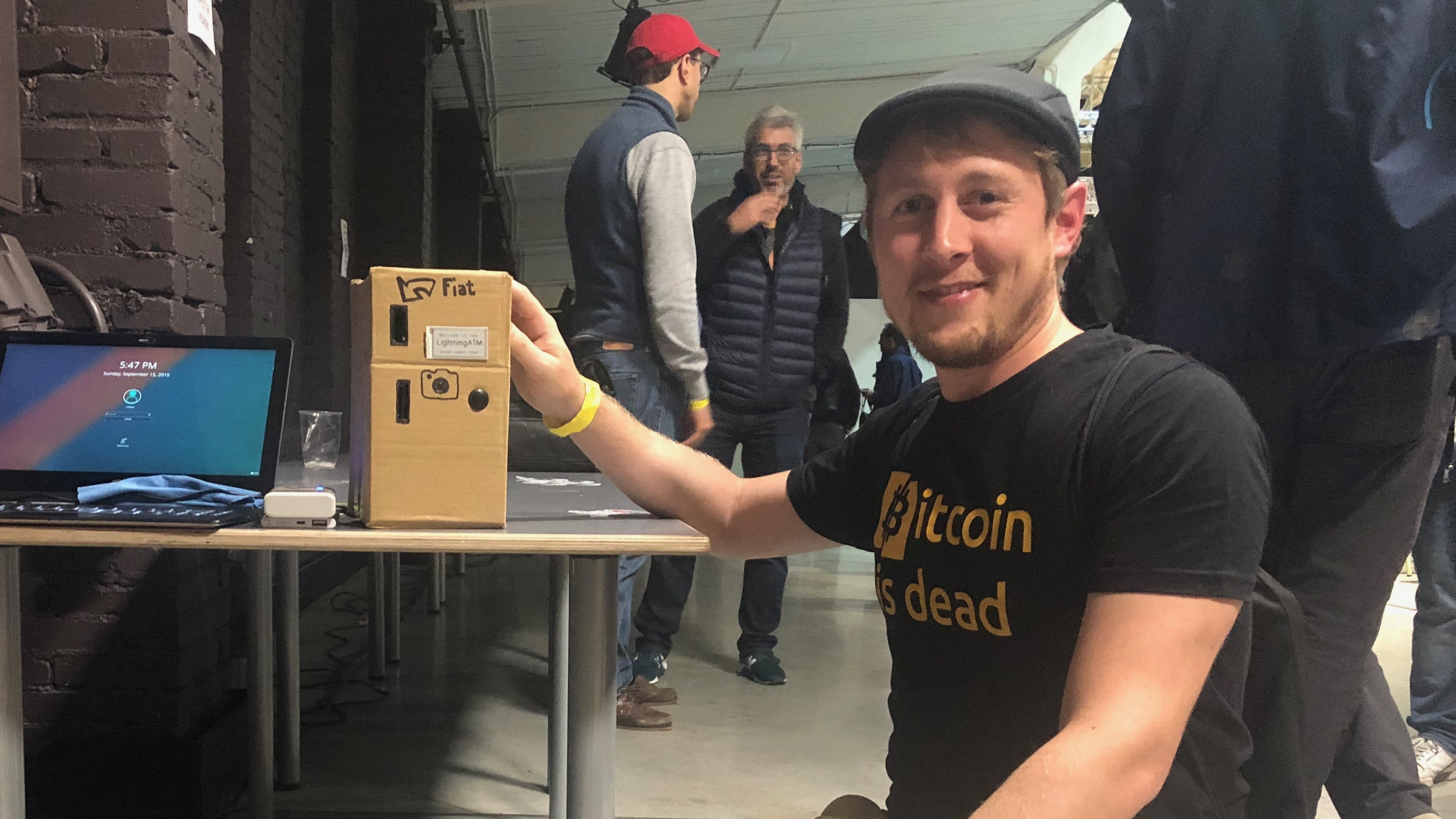 How to make your own Bitcoin ATM