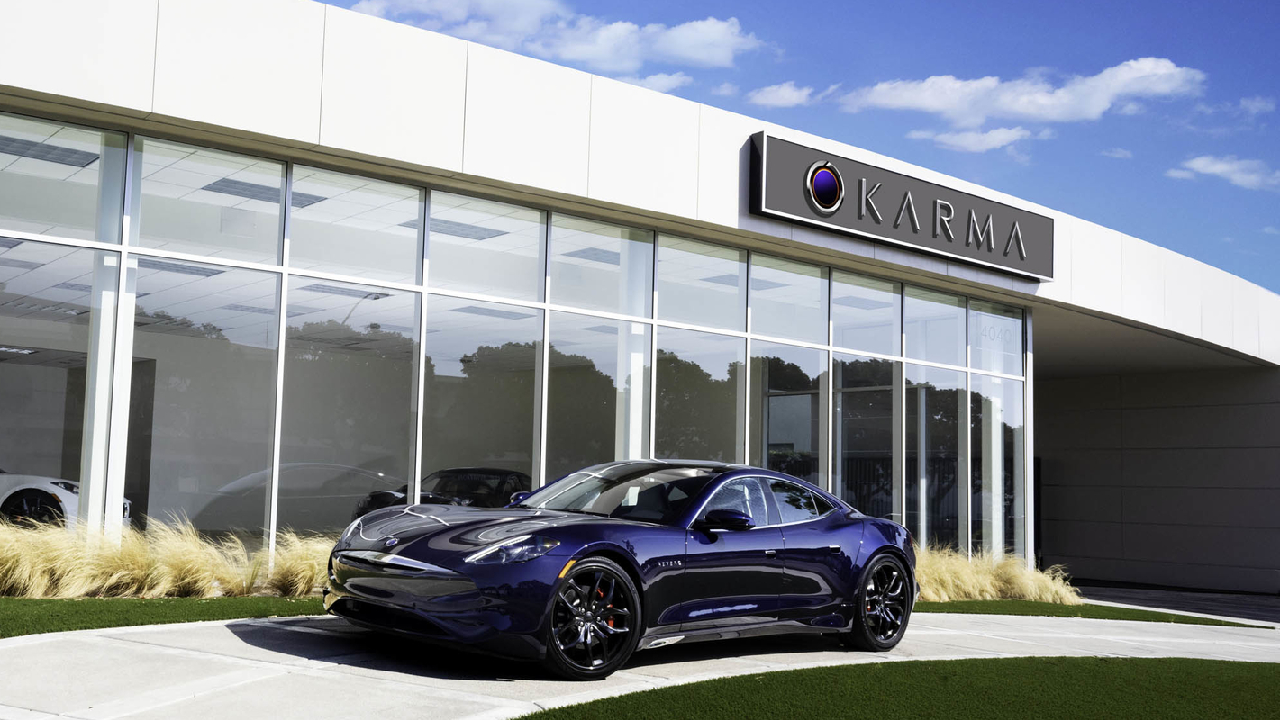 Karma Automotive accepts payments in Bitcoin at flagship store