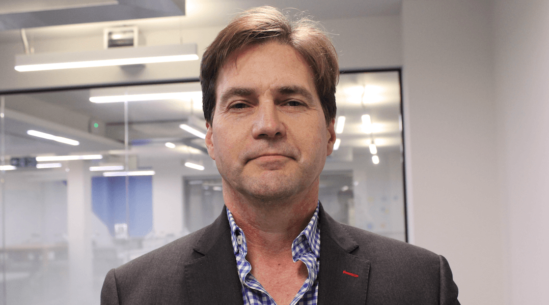 Craig Wright claims patent for Bitcoin white paper