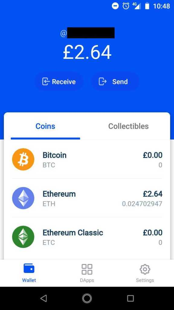 the other coinbase wallet