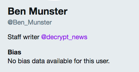 Clean up crypto Twitter with Coinflict of Interest