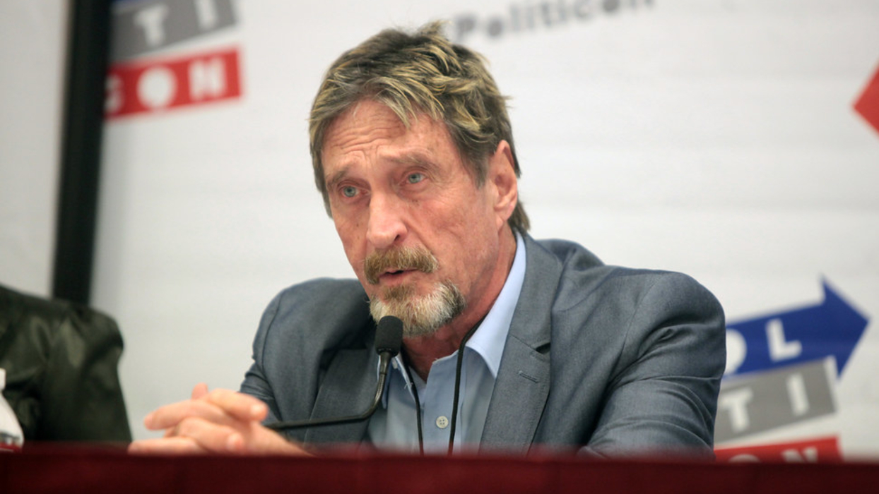 The inside story of John McAfee's crypto promotions business