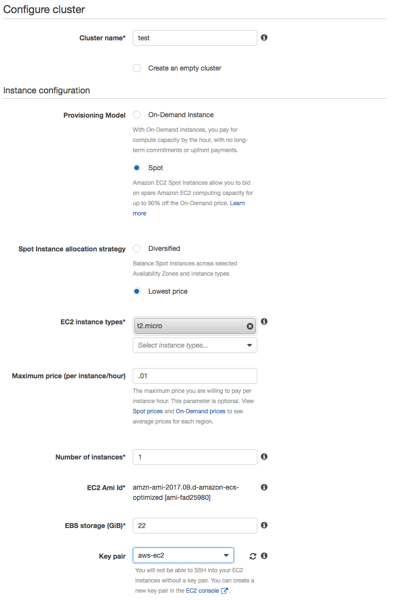 Dockerizing Discord's Music Bot in Amazon ECS – Doug's Home On The Web