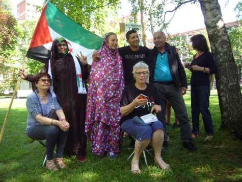 Samedi 21 avril 2018 - Marche Solidaire
