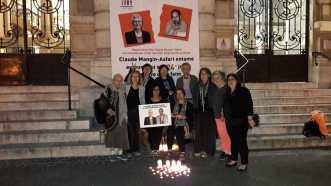 Anniversaire de Claude Mangin-Asfari le 11 mai 2018