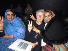 Soirée de Solidarité - 25 ème jour de grève de la faim