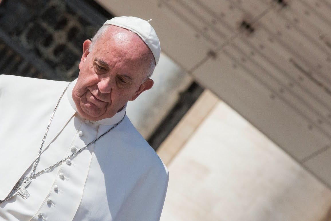 Pope cancels events because of flare up of sciatica pain