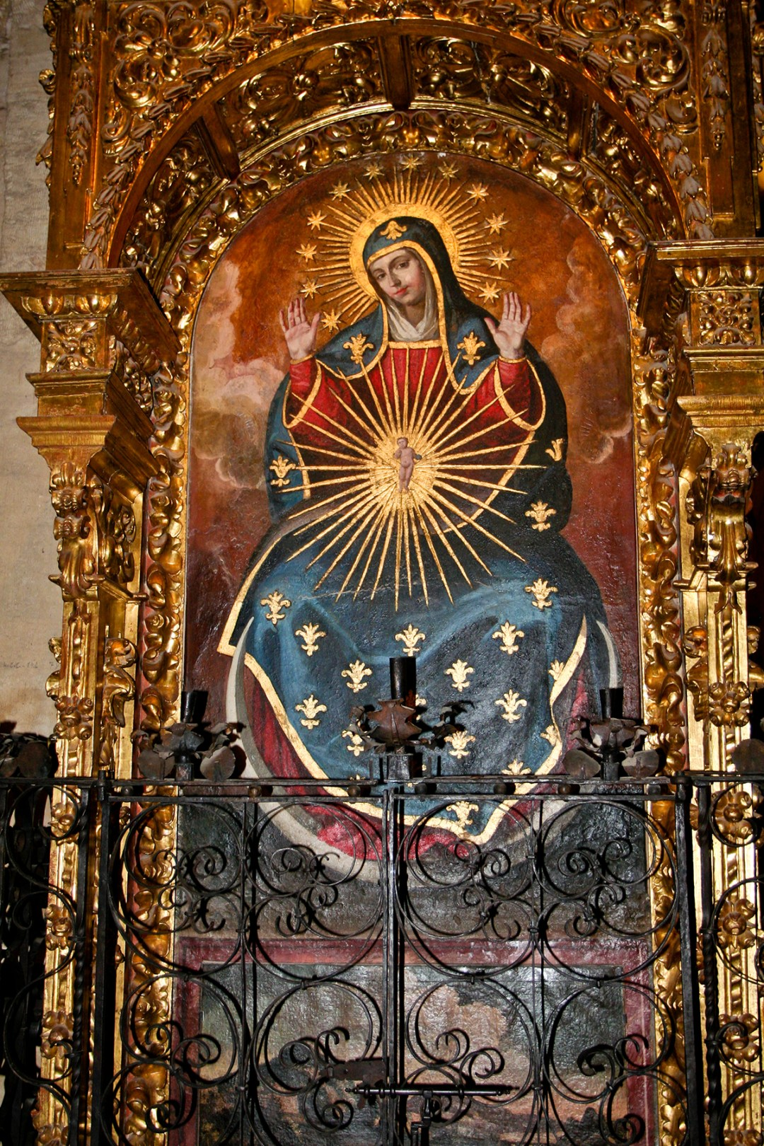OUR LADY OF EXPECTATION