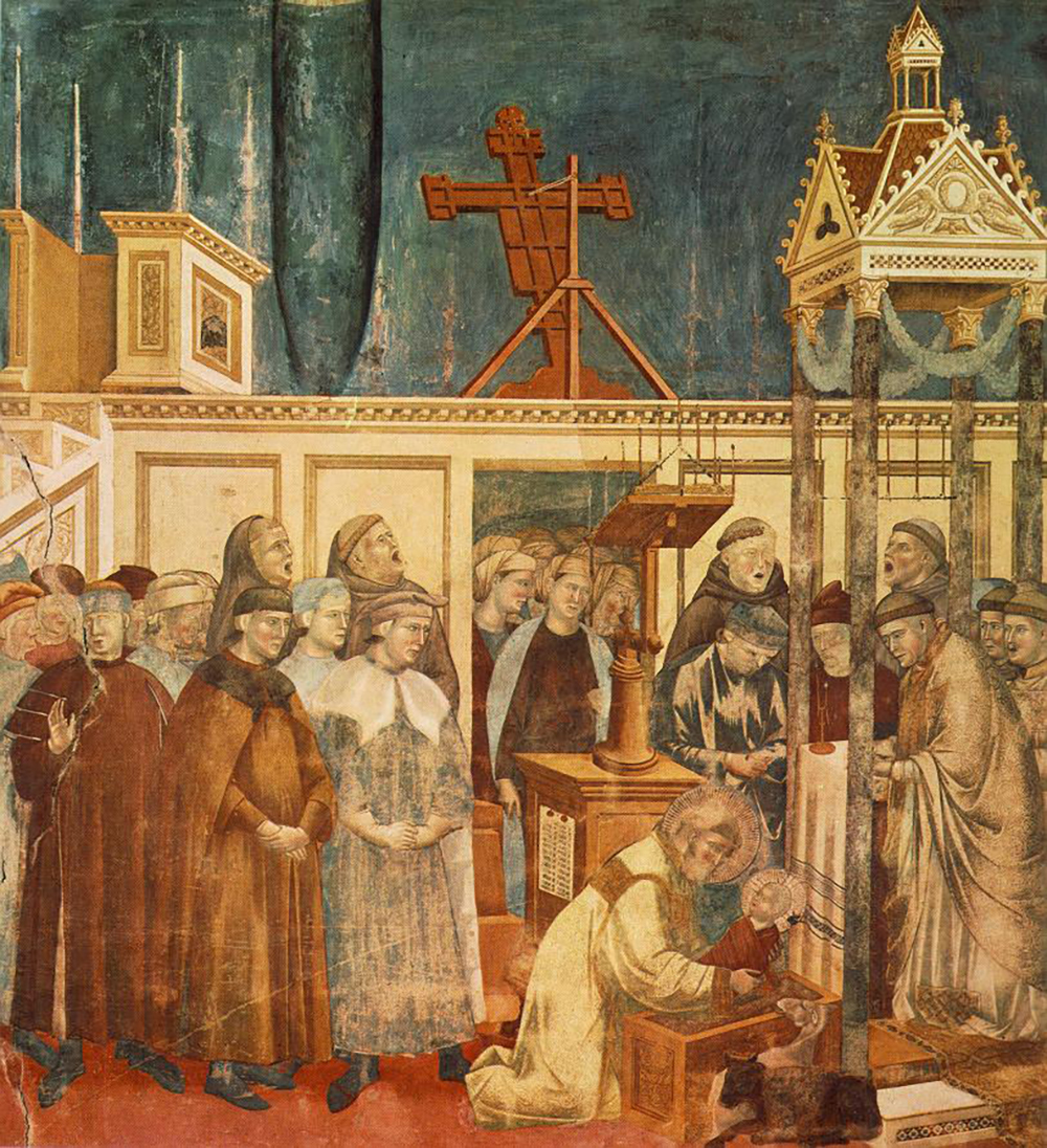 Legend of St Francis