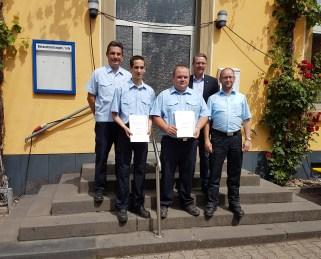 Feuerwehrfest FW Roxheim