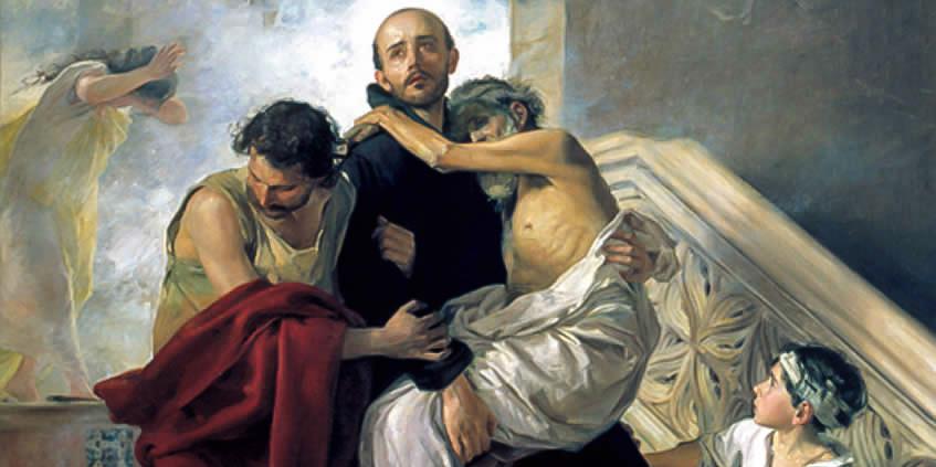 Saint Jean de Dieu, les «fous», et sa vocation