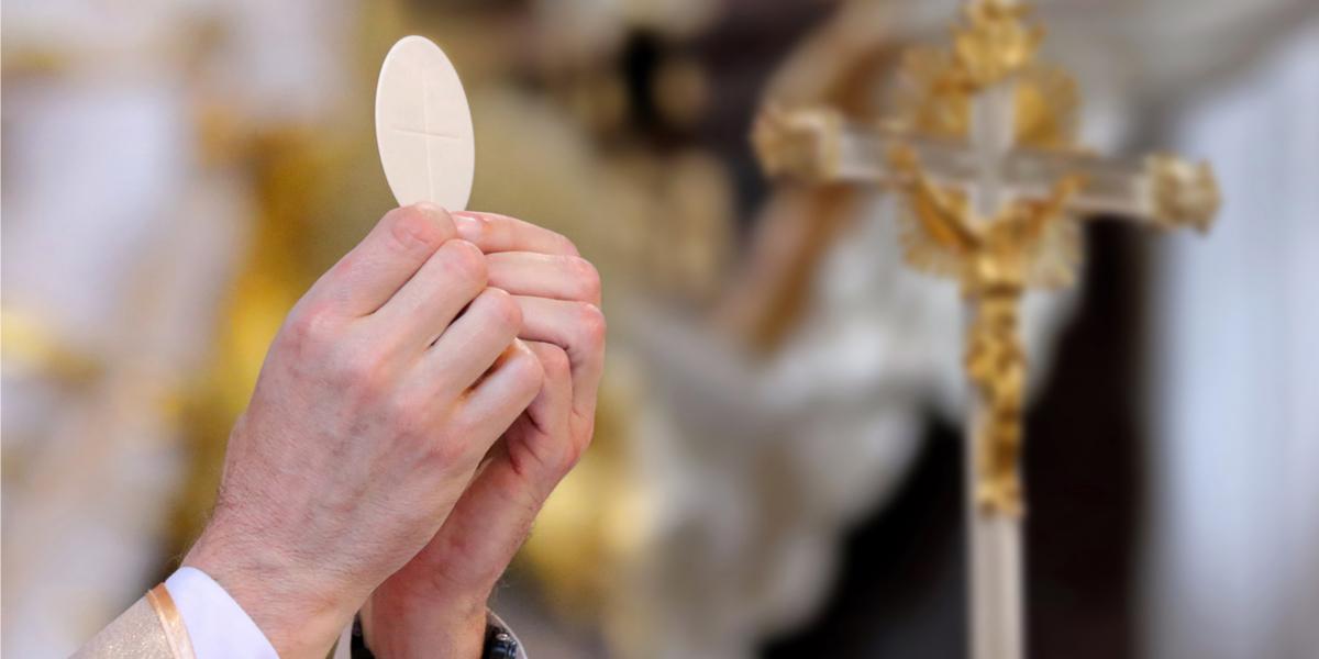 Dans l'épreuve, approfondissons le sens de l'eucharistie