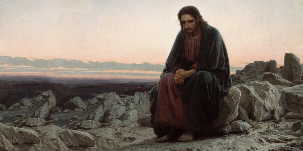 Jésus, notre premier compagnon de carême
