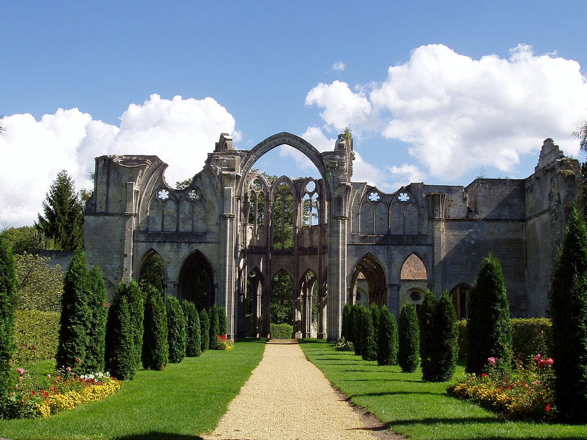 Le plan de relance de l'État passe par l'abbaye d'Ourscamp