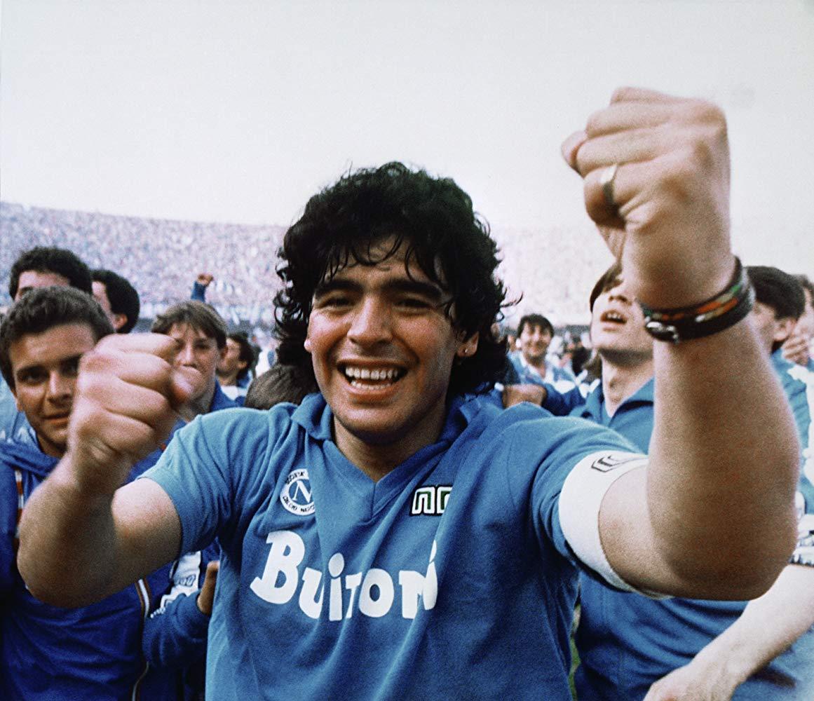 Légende du football, Diego Maradona est mort