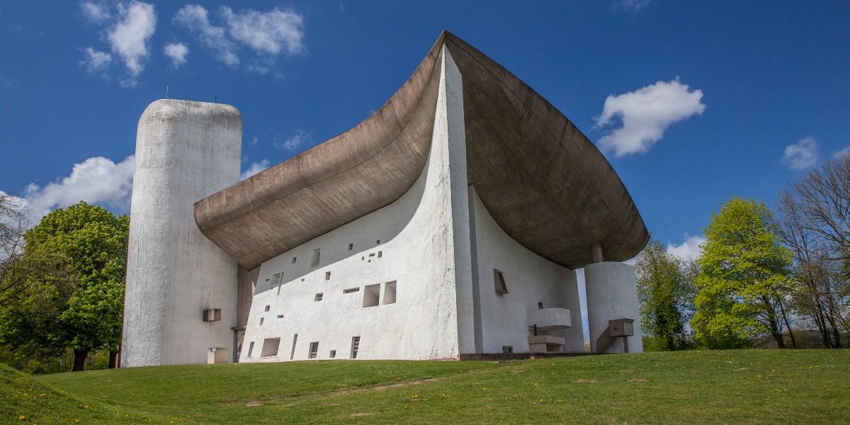 La chapelle de Ronchamp, 66 ans, va être restaurée