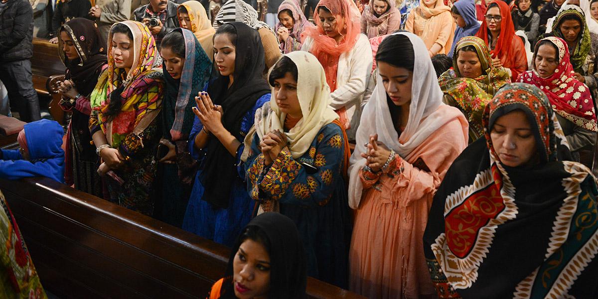 Mehwish Bibi, étudiante chrétienne pakistanaise, enlevée pour être mariée de force