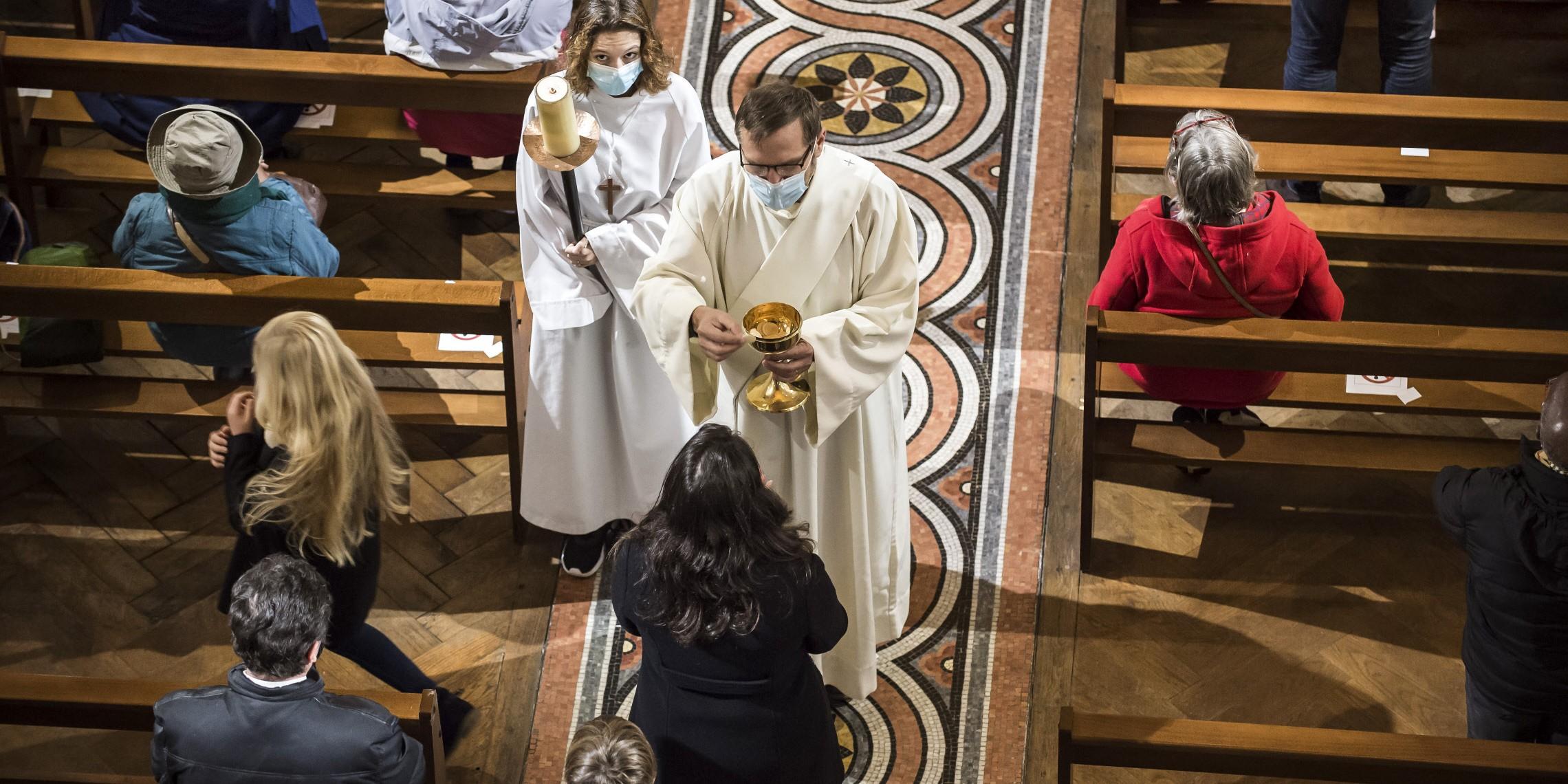 Reconfinement partiel : quel motif indiquer pour se rendre à la messe ?