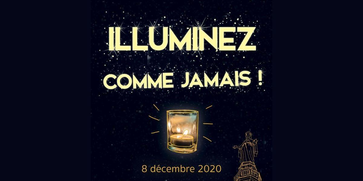 « S'il te plaît Marie » : Mgr Aupetit invite aussi à illuminer Paris le 8 décembre