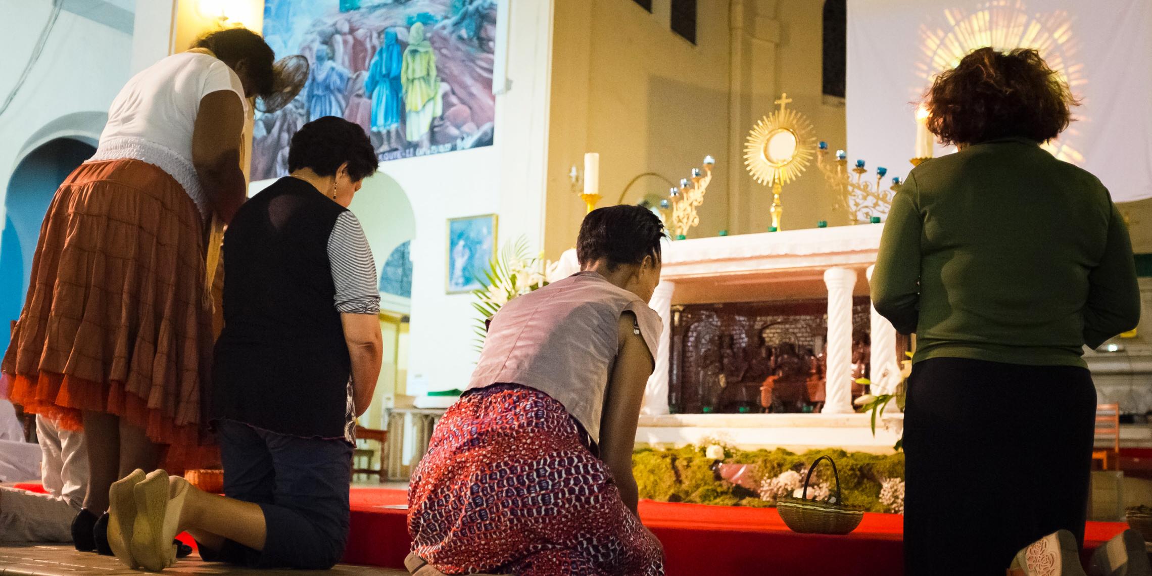 Reconfinement : les fidèles privés de messe dominicale en Guyane