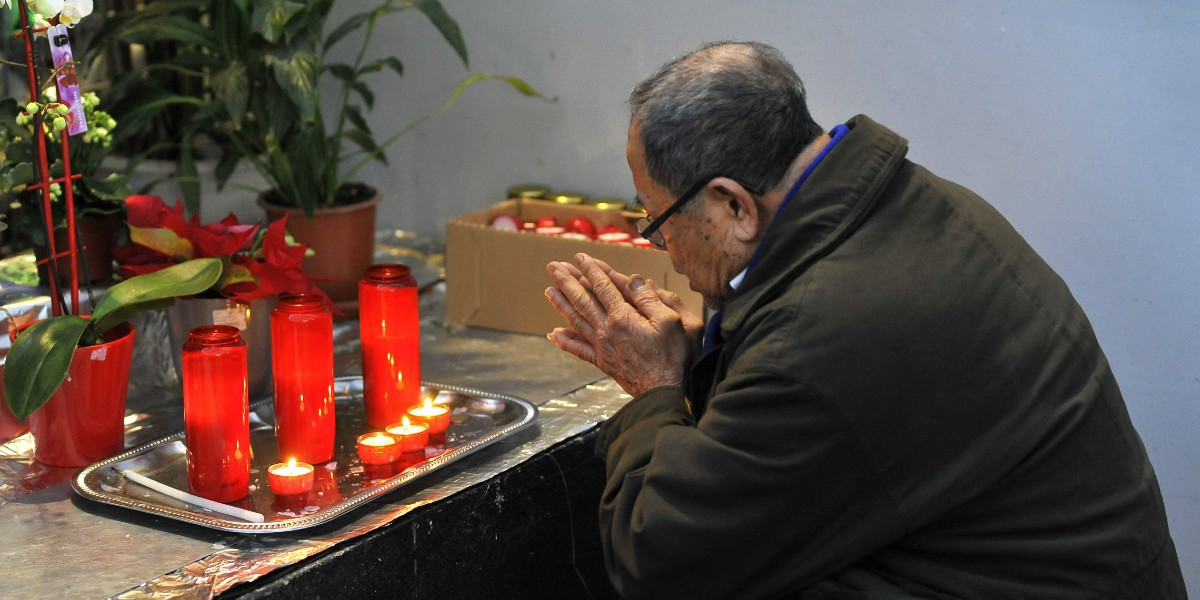 Ces deux évêques centenaires avaient tout connu des persécutions en Chine