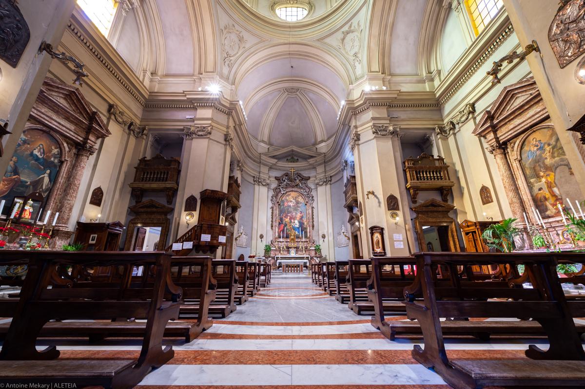 Stations de carême (18/42) : Saints-Marcellin-et-Pierre-du-Latran