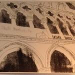 Schülerarbeiten auf der Frechener Grafik-Triennale
