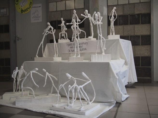Figuren Nach Alberto Giacometti