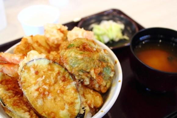 博多天ぷらたかおの博多天丼